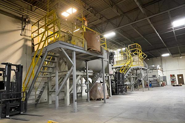 Plastic Blending - Sherman Plastics Corp.