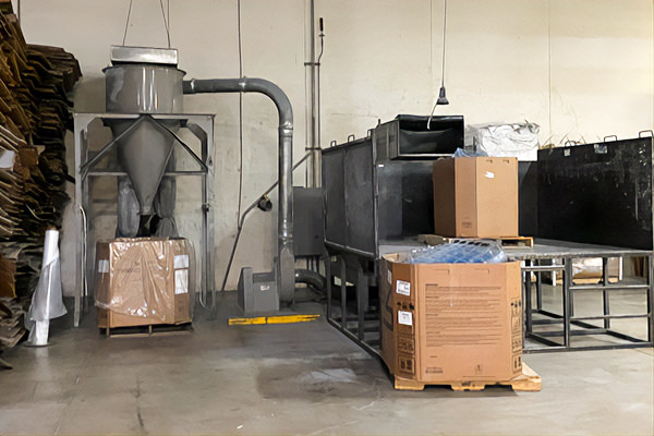 Plastic Grinding - Sherman Plastics Corp.
