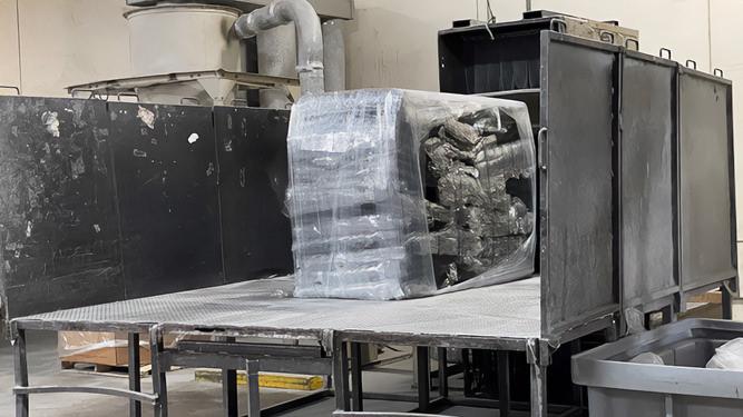 Plastic Grinding - Sherman Plastics Corp
